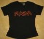 PLASMA - Logo - Girlie - size M/L