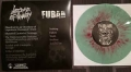 LAST DAYS OF HUMANITY / F.U.B.A.R. - split 9'' EP - (Haunted Hotel Limited Edition, Green / Red Splatter)