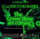 """GUT / SATAN'S REVENGE ON MANKIND -Split CD- """"The Green Slime are coming"""""""