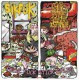 SIKFUK / E.F.R.O. -split CD- Fecal Fuck Stick Split