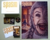 SPASM - PUZZLE-TAPE MC-BOX - Mystery Of Obsession (Pre-Order)