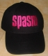 SPASM - pink Logo - Baseball Cap