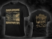 SUBLIME CADAVERIC DECOMPOSITION - Raping Angels in Hell - T-Shirt size M
