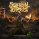 SUBURBAN TERRORIST - CD - Inhuman Breed
