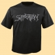 SUFFOCATION - grey Logo - T-Shirt Größe M