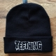 TEETHING - Logo - original cuffed Beanie