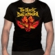 THE BLACK DAHLIA MURDER - Skullblade - T-Shirt Größe XXL (Fruit of the Loom Shirts)