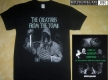 THE CREATURES FROM THE TOMB - Horror Goregrind - T-Shirt Größe XL