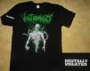VOMIT REMNANTS - Brutally Violated - T-Shirt Größe XL