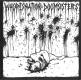 WHORESNATION / DOMMSISTERS - split 12'' EP -