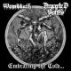 WOMBBATH / DEPARTED SOULS - split MCD - Embracing The Cold...